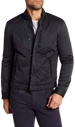 John Varvatos Collection Front Zip Jacket