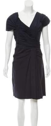 Prada Lightweight Short Sleeve Dress
