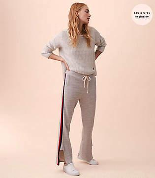 Lou & Grey Sundry Striped Track Pants