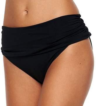 Next Women's Foldover Scoop Bikini Bottoms