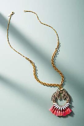 Elizabeth Cole Dannia Tassel Necklace