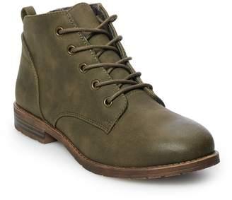 So SO Butternut Women's Ankle Boots