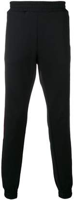 Hydrogen loose track trousers