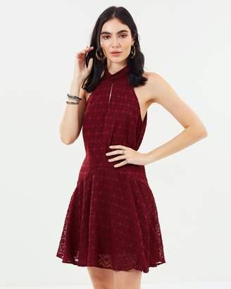 Saona Keyhole Dress