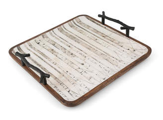 Thirstystone Trees Square Serving Tray