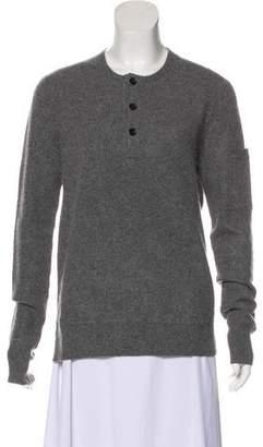 Burberry Cashmere Crew Neck Sweater