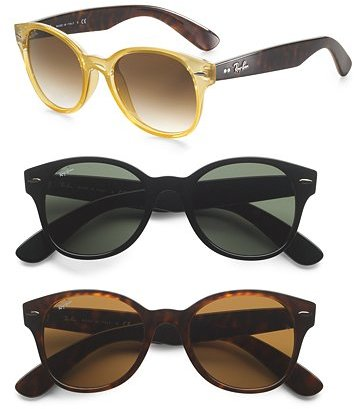 Ray-Ban Round Wayfarer Sunglasses