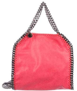 Stella McCartney Shaggy Deer Mini Falabella Tote