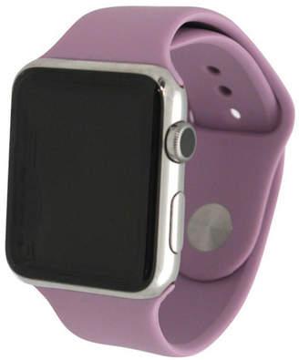 OLIVIA PRATT Olivia Pratt Compatible With Apple Watch Unisex Watch Band-8812lilac42