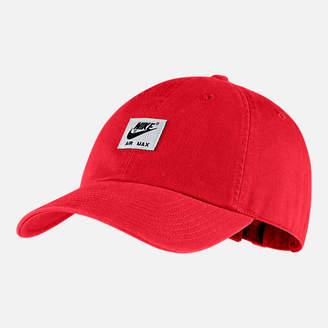 Nike Unisex Sportswear Heritage86 Washed Futura Adjustable Hat