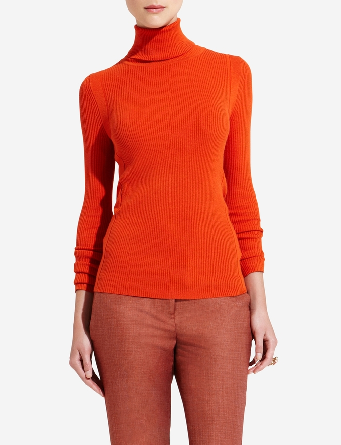 The Limited Ribbed Turtleneck