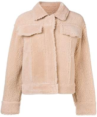 Kenzo boxy jacket