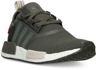 adidas Women's NMD Runner Casual Sneakers from Finish Line $130 thestylecure.com