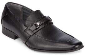 Calvin Klein Benning Leather Loafers