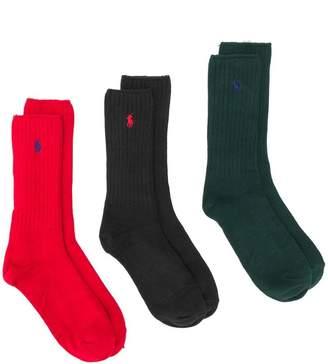 Polo Ralph Lauren classic ribbed socks