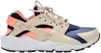 Nike Huarache leather trainers