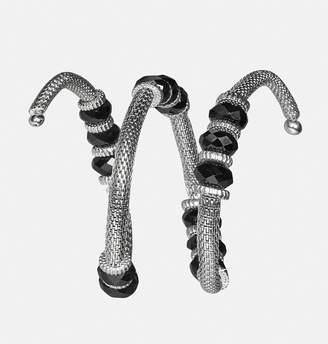 Avenue Mesh Coil Stretch Bracelet