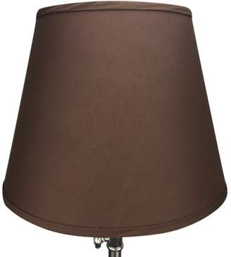 """Fenchel Shades 17"""" Linen Empire Lamp Shade"""