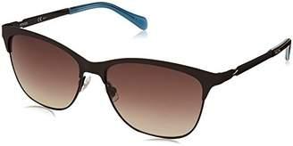 Fossil Women's Fos 2078/s Square Sunglasses