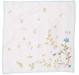 Balmain Floral Lightweight Handkerchief