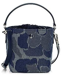 adb7e29f Women's Small Pippa Denim Bucket Bag