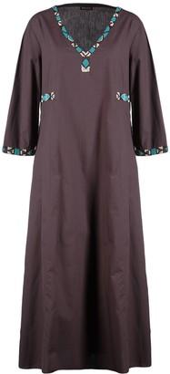 Maliparmi 3/4 length dresses