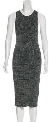 Ronny Kobo Sleeveless Midi Dress