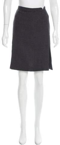 Armani Collezioni Knee-Length Pencil Skirt