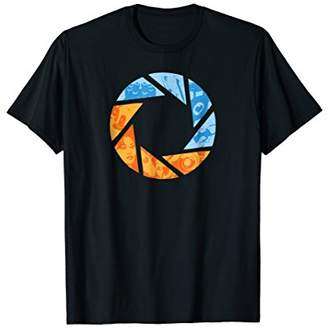 """Portal 2 """"Aperture Colors"""" t-shirt - PTL117"""