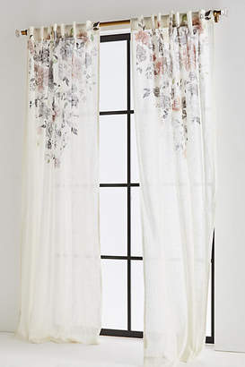 Anthropologie Felicity Curtain