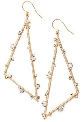 Women's Alexis Bittar Crystal Drop Earrings $145 thestylecure.com