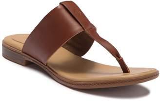 Timberland Cherrybrook Leather Thong Sandal