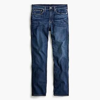 J.Crew 770 Straight-fit stretch jean in light indigo Cone denim