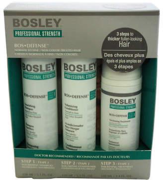 Bosley Professional Strength Bos Defense 5.1oz Nourishing Shampoo, 5.1oz