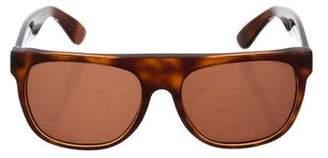 RetroSuperFuture Tortoiseshell Tinted Sunglasses