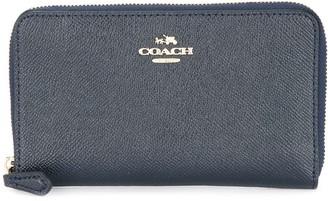 Coach zipped continental wallet