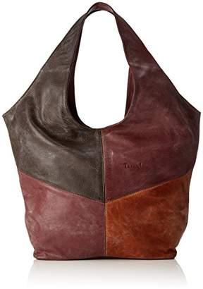 Think! Bag, Women's Shoulder Rot (Vino/kombi 37), (B x H T)