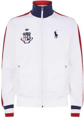 Polo Ralph Lauren England Track Sweatshirt