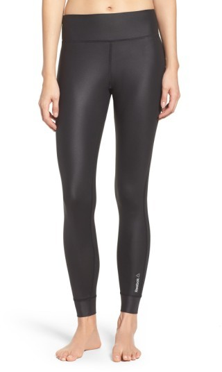 Reebok Women's Reebok Studio Lux High Shine Tights