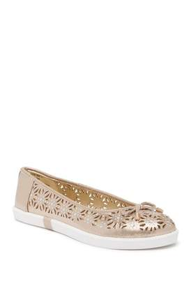 Kenneth Cole Reaction Row-Ing 2 Ballerina Flat