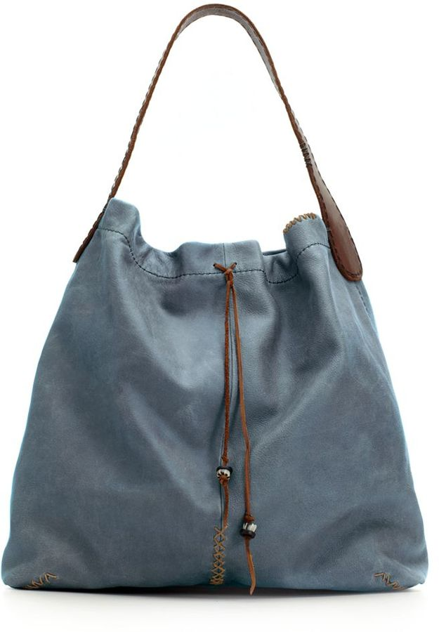 Lucky Brand Handbag, West Coast Hobo Bag