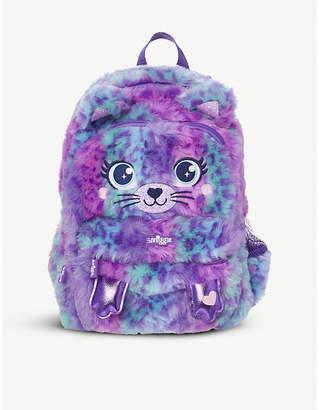 SMIGGLE Fluffy Meow rucksack