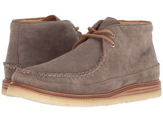 Sperry Gold Crepe Chukka Suede