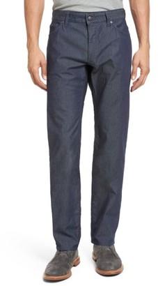 Men's Boss Maine Regular Fit Jeans $155 thestylecure.com
