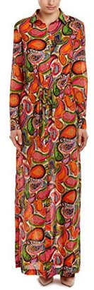 Trina Turk Women's Ryler Isla Bonita Maxi Shirt Dress $84.99 thestylecure.com