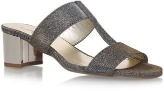 Carvela Suzy Metallic Sandals