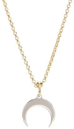 Argentovivo Horn Shape Pendant Necklace