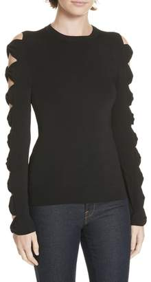 Ted Baker Yonoh Cutout Sleeve Sweater