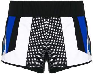 NO KA 'OI No Ka' Oi colour block shorts