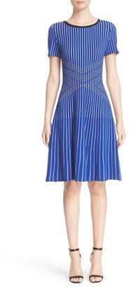 Women's St. John Collection Atlantis Knit Dress $746.25 thestylecure.com